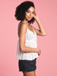 WOMENS WOMENS STELLA RAW CAMI- CLEARANCE