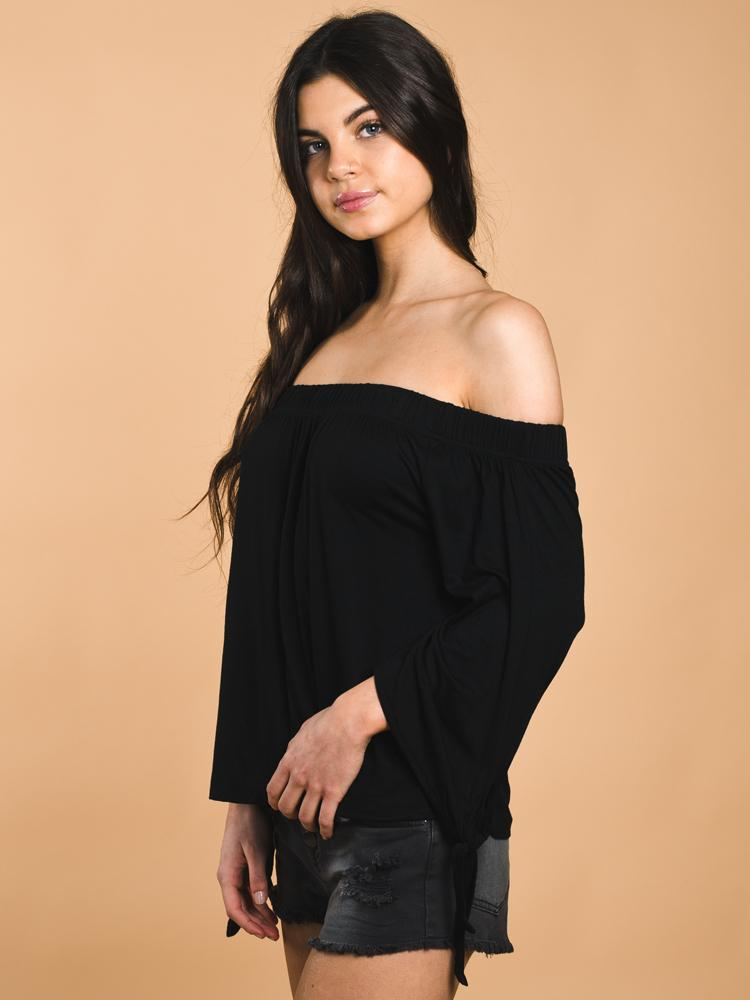 WOMENS WOMENS LANA OFF THE SHOULDER - CLEARANCE