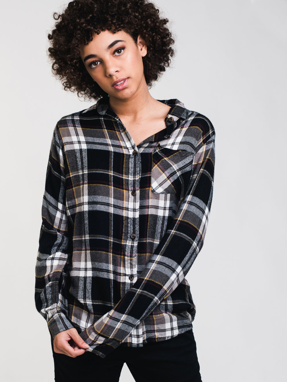 WOMENS VALERIE PLAID - CLEARANCE