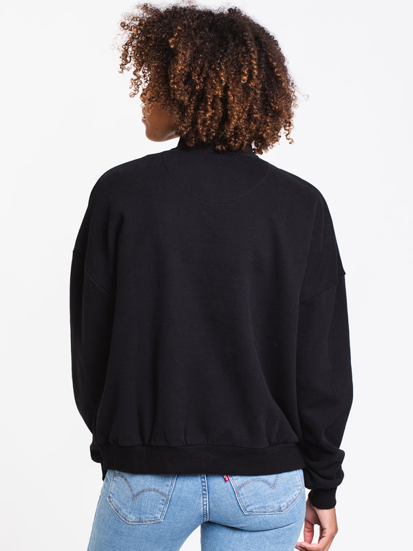 WOMENS CORA ZIP SWEATSHIRT