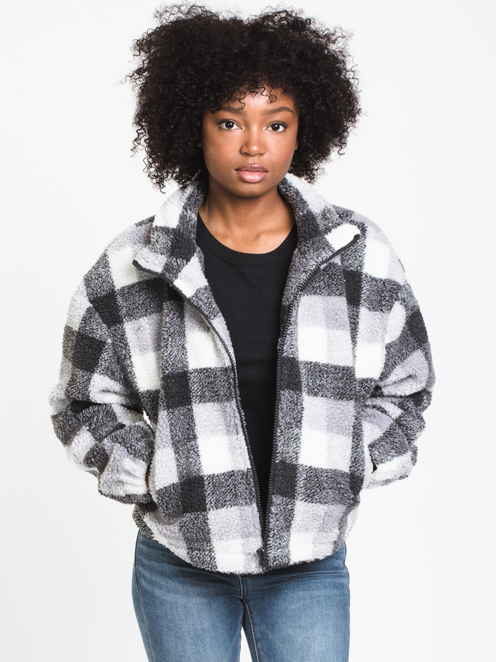 DAKOTA SHERPA JACKET