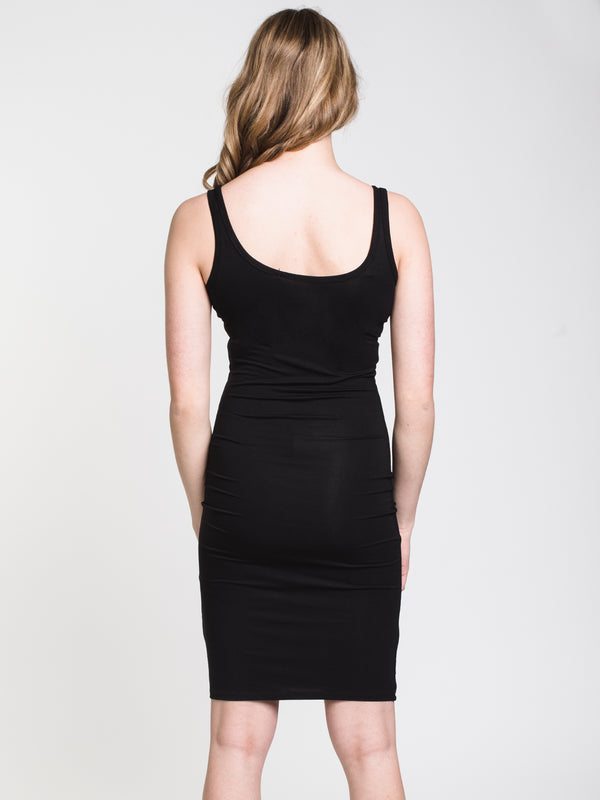 WOMENS KAT SOLID DRESS