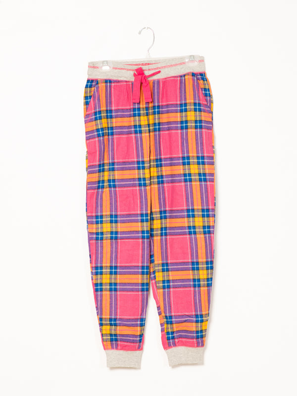 WOMENS KYLIE FLANNEL PANT