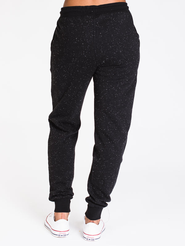 WOMENS EVIE JOGGER - BLACK