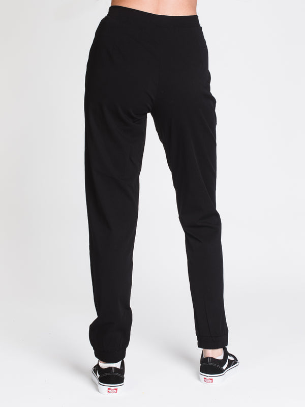 WOMENS GEMMA PANT - BLACK