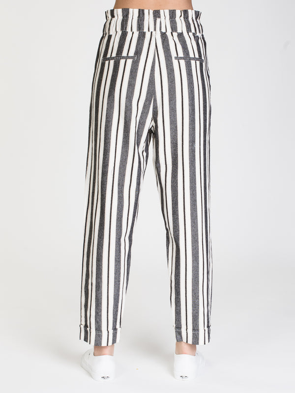WOMENS JUNE PAPERBAG PANT