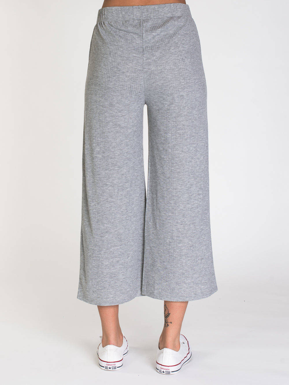 WOMENS BREANNA CROPPED KNIT PANT