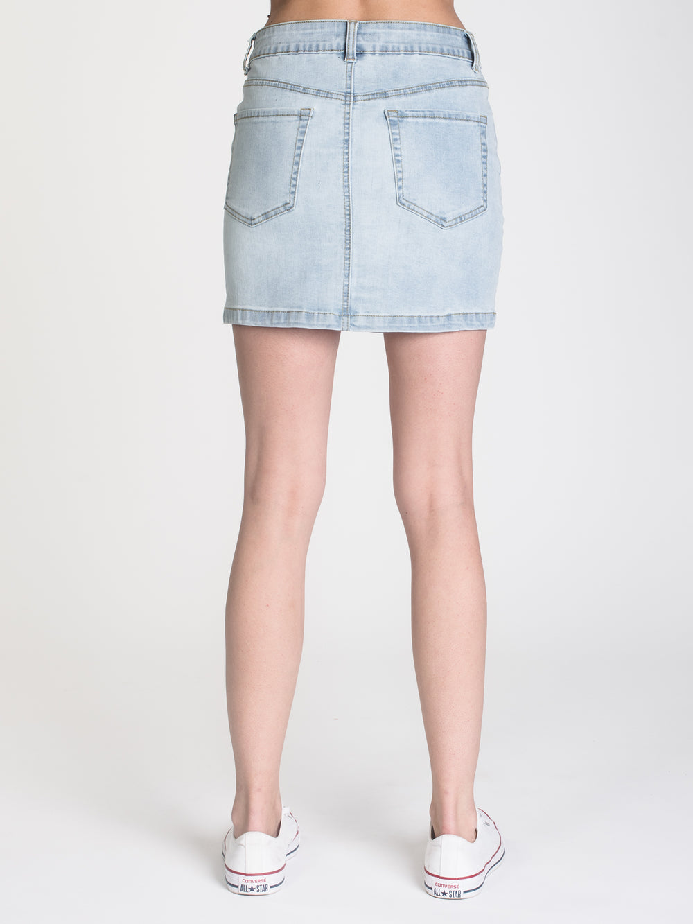 WOMENS CALLIE DENIM SKIRT