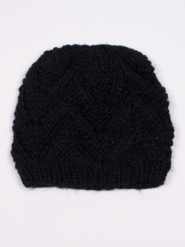 BASIC CABLE BEANIE - CLEARANCE