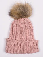 LILY FAUX FUR POM - CLEARANCE