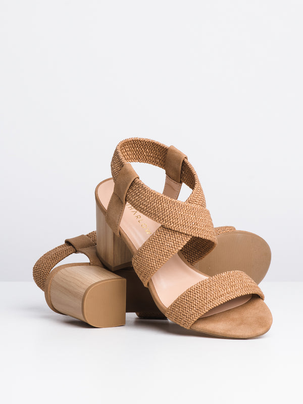 WOMENS HALLIE - WHEAT-D2