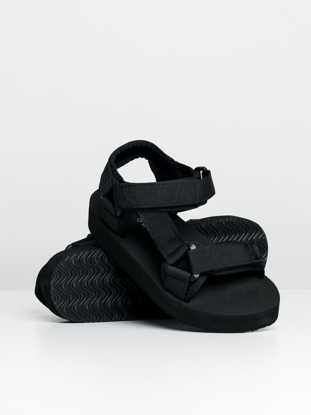 WOMENS NIVI - BLACK-D2