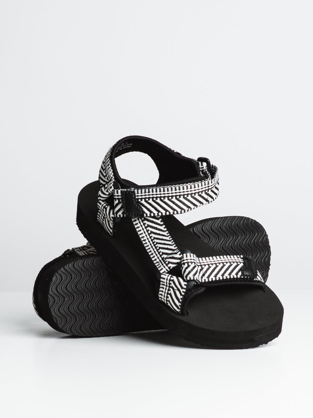 WOMENS NIVI - BLACK/WHITE-D2