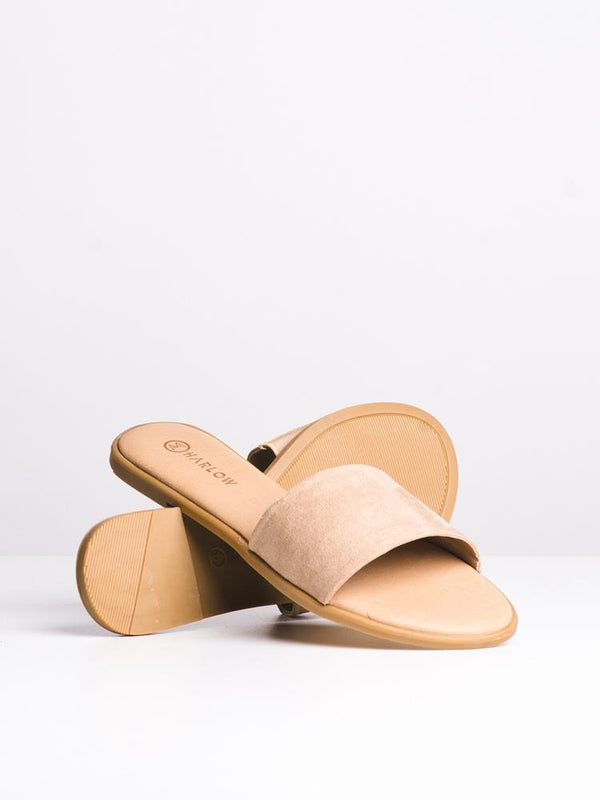 WOMENS POLO NATURAL SANDALS