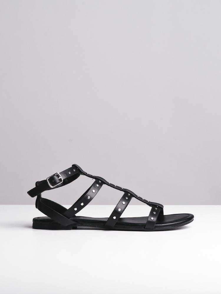 178eecf488a9 WOMENS WOMENS OUTDOOR BLACK SANDALS- CLEARANCE