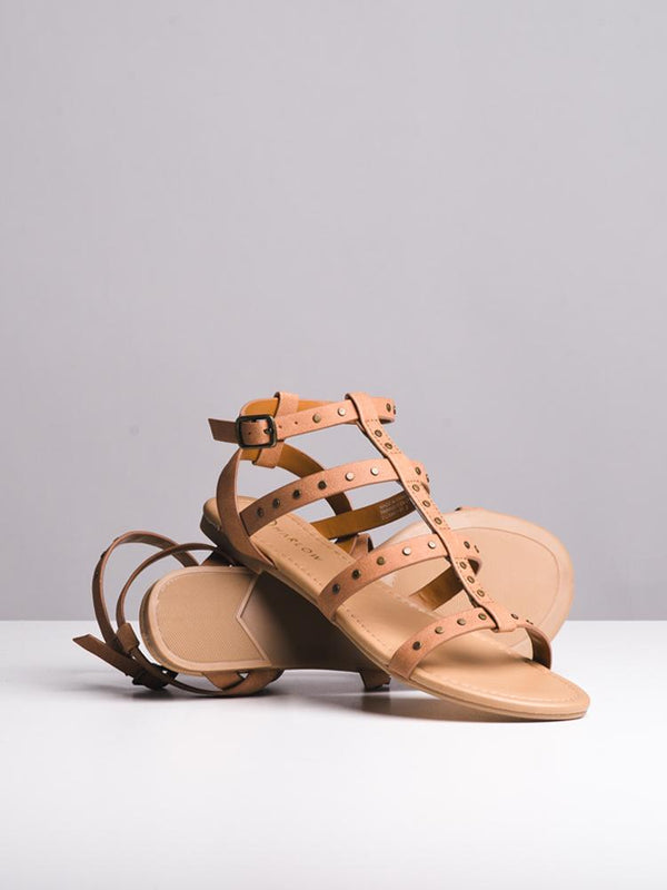 WOMENS OUTDOOR TAN SANDALS