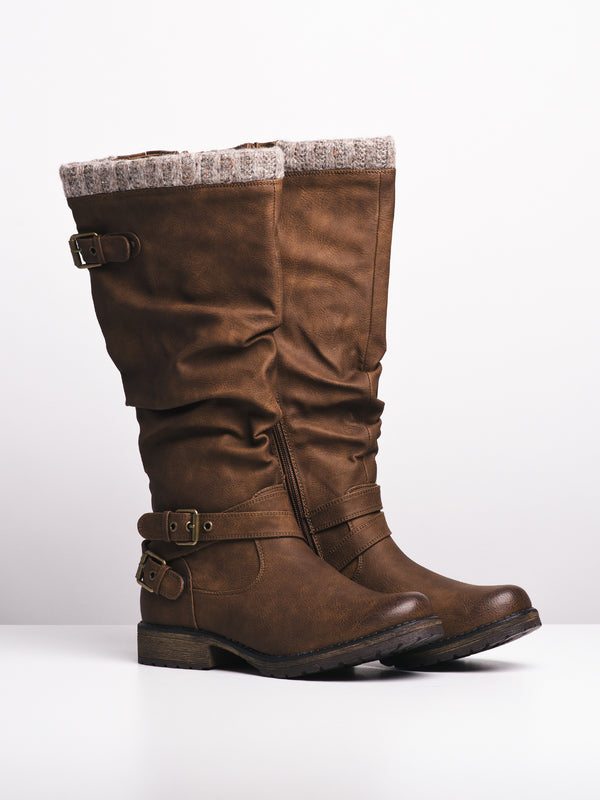 WOMENS HEATHER  BOOTS