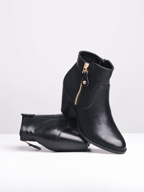 WOMENS RUBY - BLACK-D4 - CLEARANCE