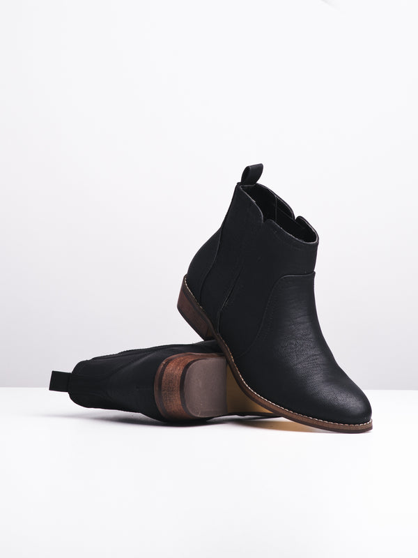 WOMENS BLAIR - BLACK-D4