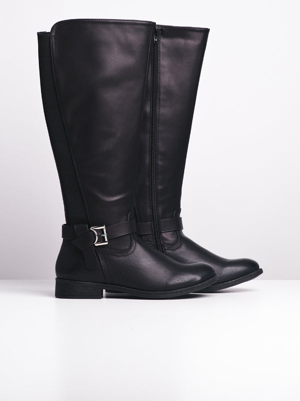 WOMENS PIPER - BLACK-D4B