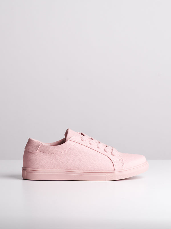 WOMENS WOMENS NELLI PINK SNEAKERS- CLEARANCE