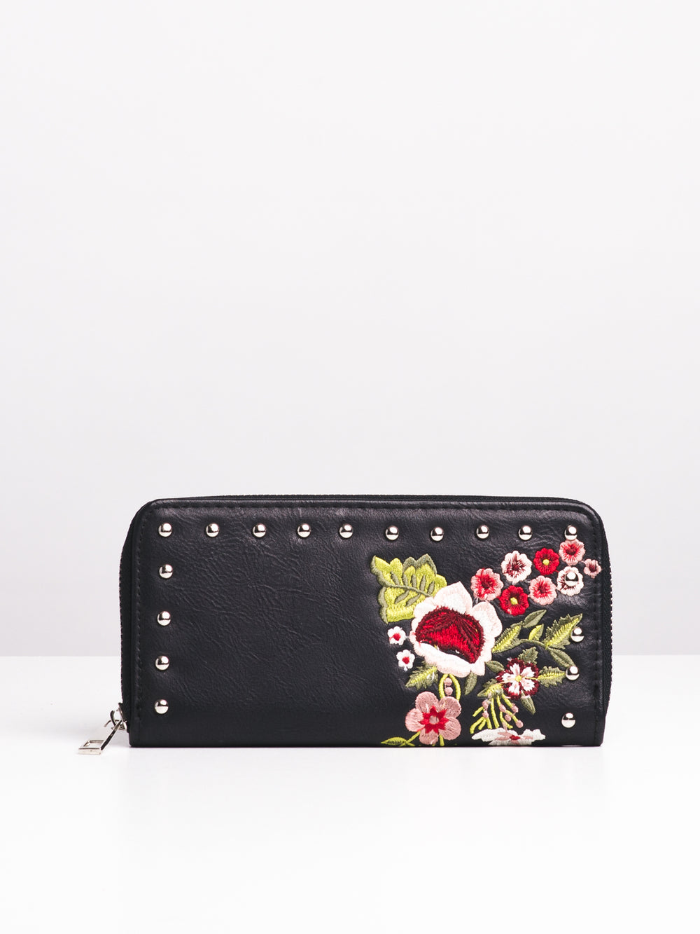 ELENA - BLACK EMBROIDEREDROIDERED-D4 - CLEARANCE