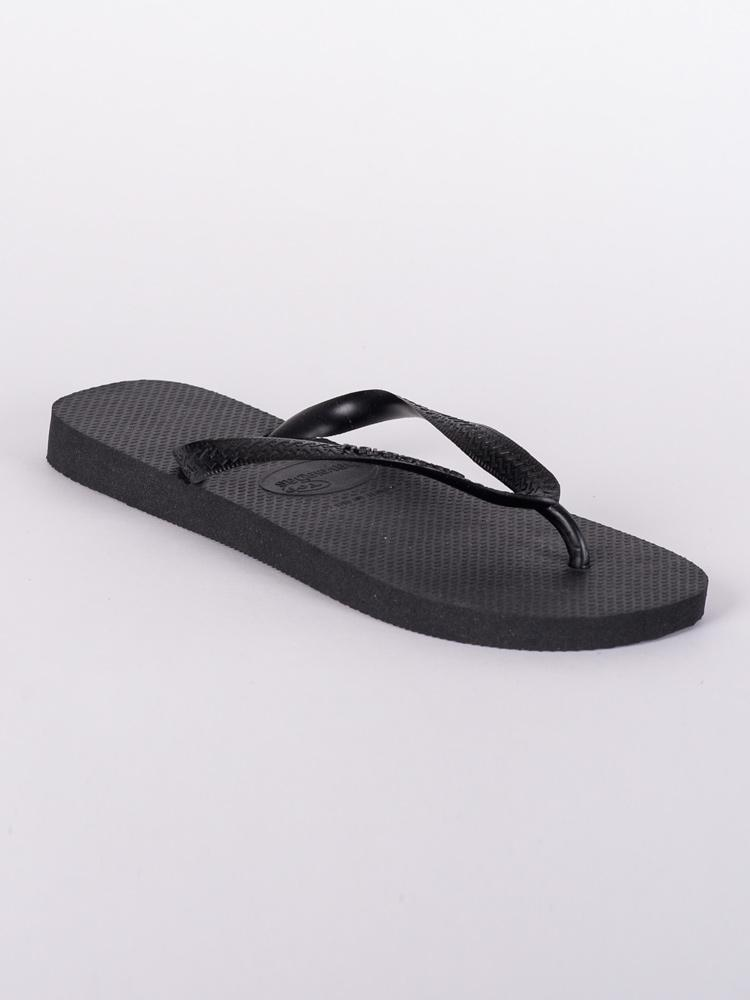 00a02803d HAVAIANAS. MENS TOP BLACK SANDALS- CLEARANCE