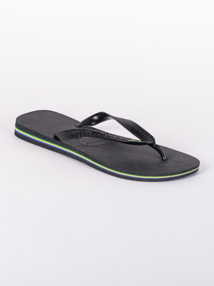 f84f7a9a8 MENS BRAZIL BLACK SANDALS- CLEARANCE