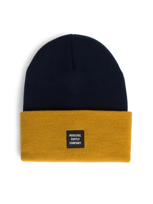 ABBOTT BEANIE - PEACOAT/ARROW