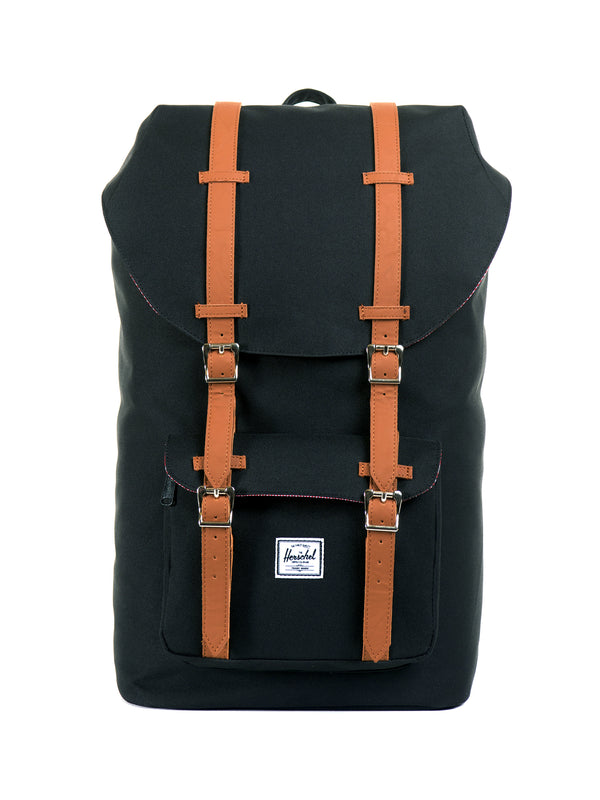 LITTLE AMERICA 25L - BLACK/TAN