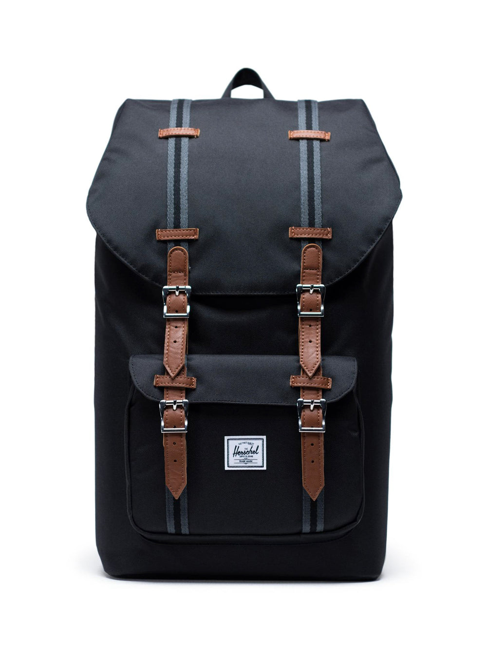 LITTLE AMERICA 25L - BLK/TAN