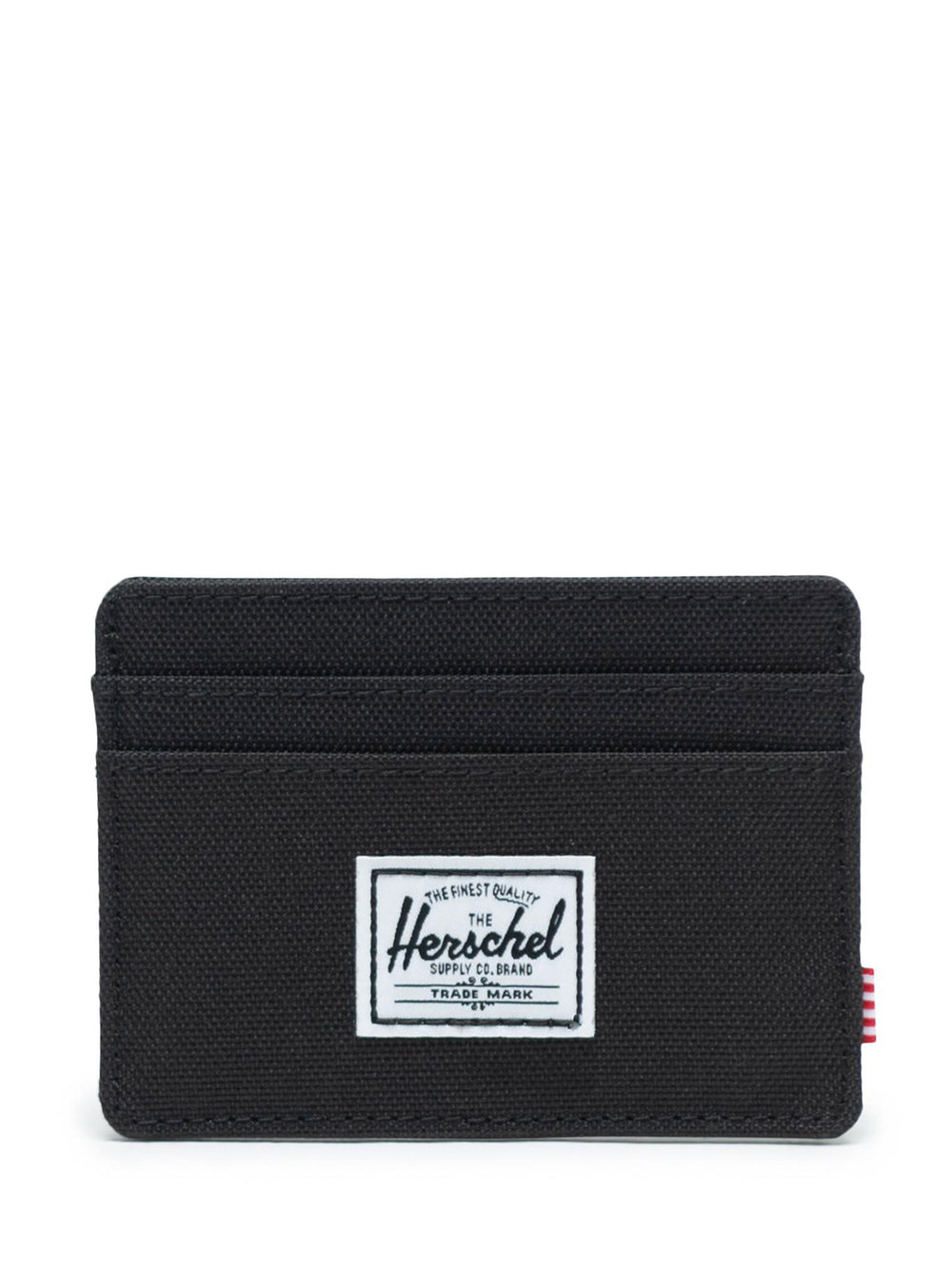 CHARLIE CARD WALLET - BLACK