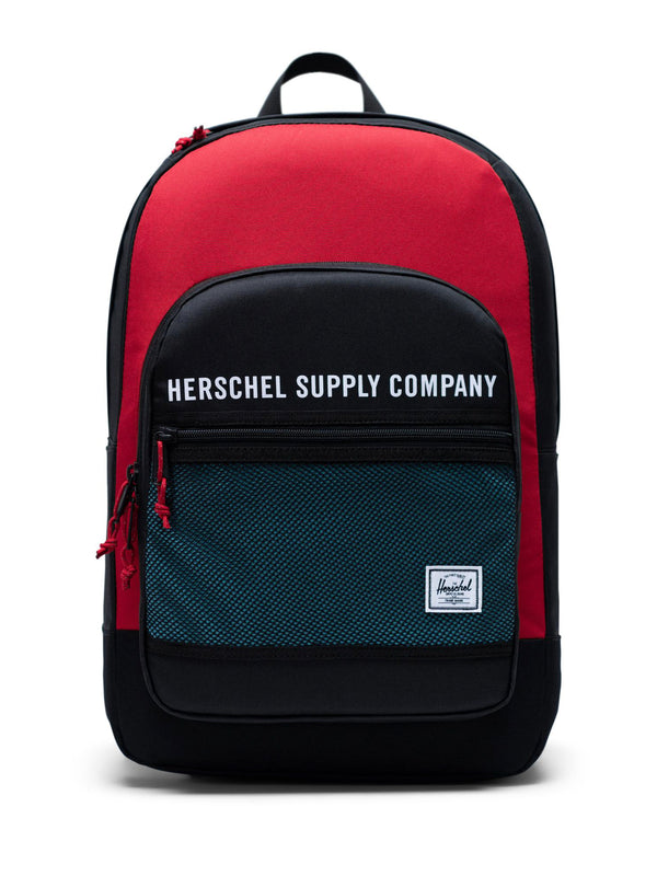 KAINE 30L - BLK/RED BACHELOR