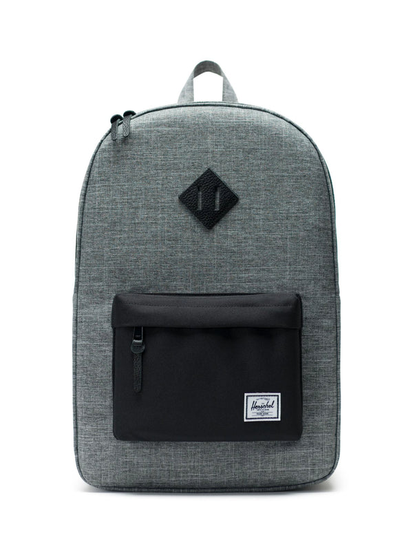 HERITAGE 21.5L BACKPACK - RAVEN