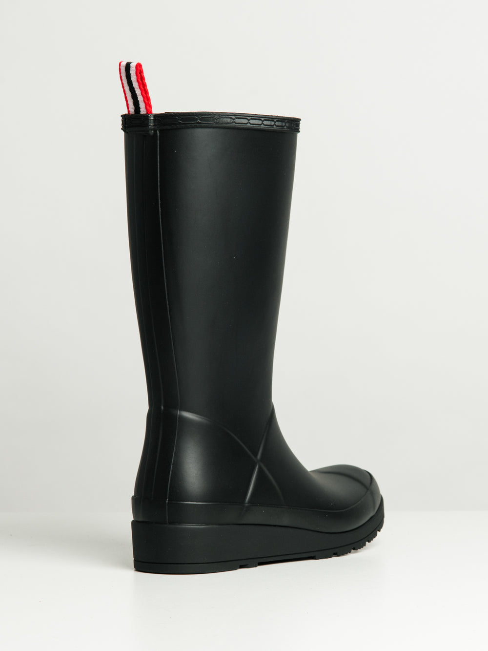WOMENS PLAY BOOT TALL - BLACK