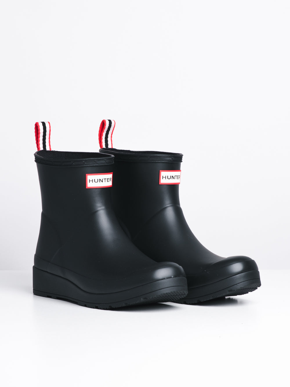 WOMENS PLAY BOOT - BLACK