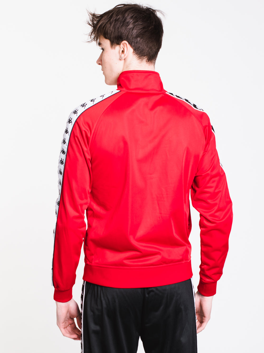 MENS BANDA ANNISTON TRACK Jacket - RED