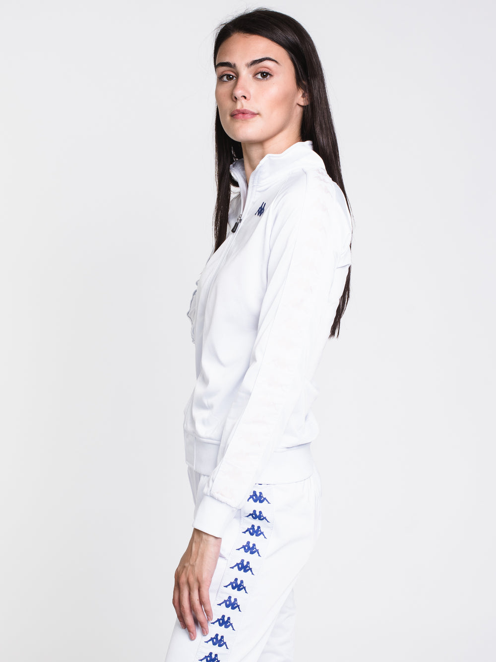 WOMENS BANDA WANNISTON SLIM TRK JACKET