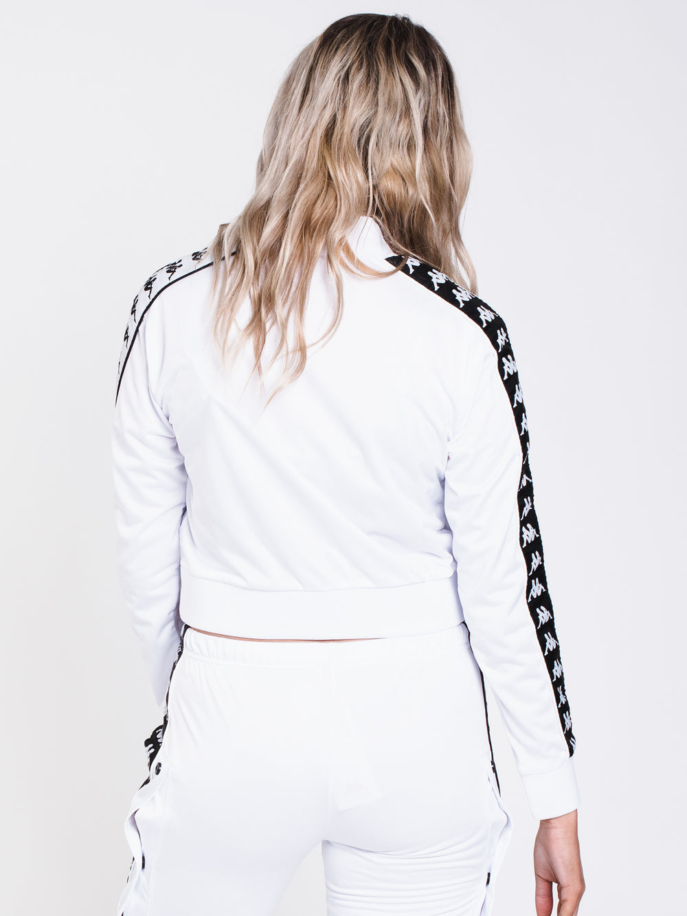 WOMENS BANDA ASBER - WHITE/BLACK