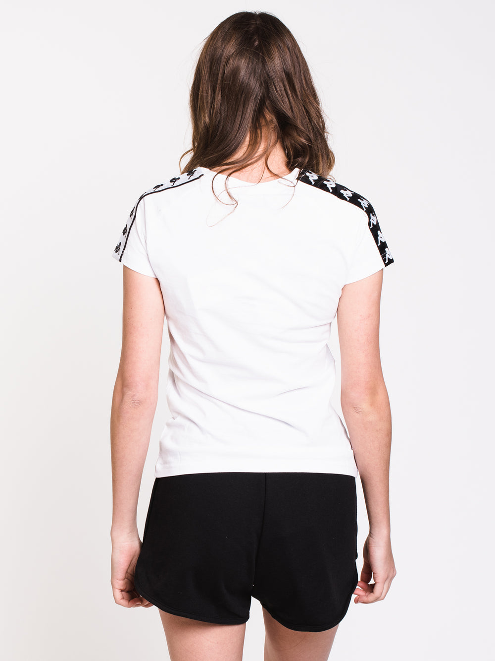 WOMENS BANDA WOEN - WHITE/BLACK