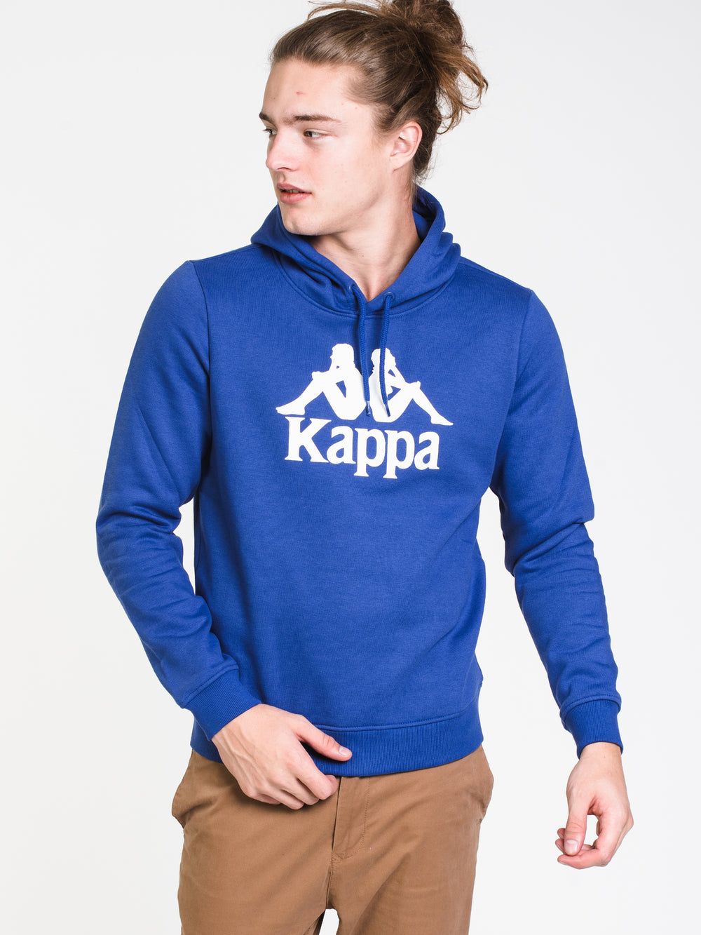 MENS AUTHENTIC ESMIO PULLOVER HD - ROYAL