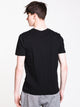 MENS AUTHENTIC ESTESSI SHORT SLEEVE T-SHIRT - B/W