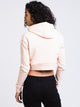 WOMENS AUTHENTIC ZALY CROP HOODIE
