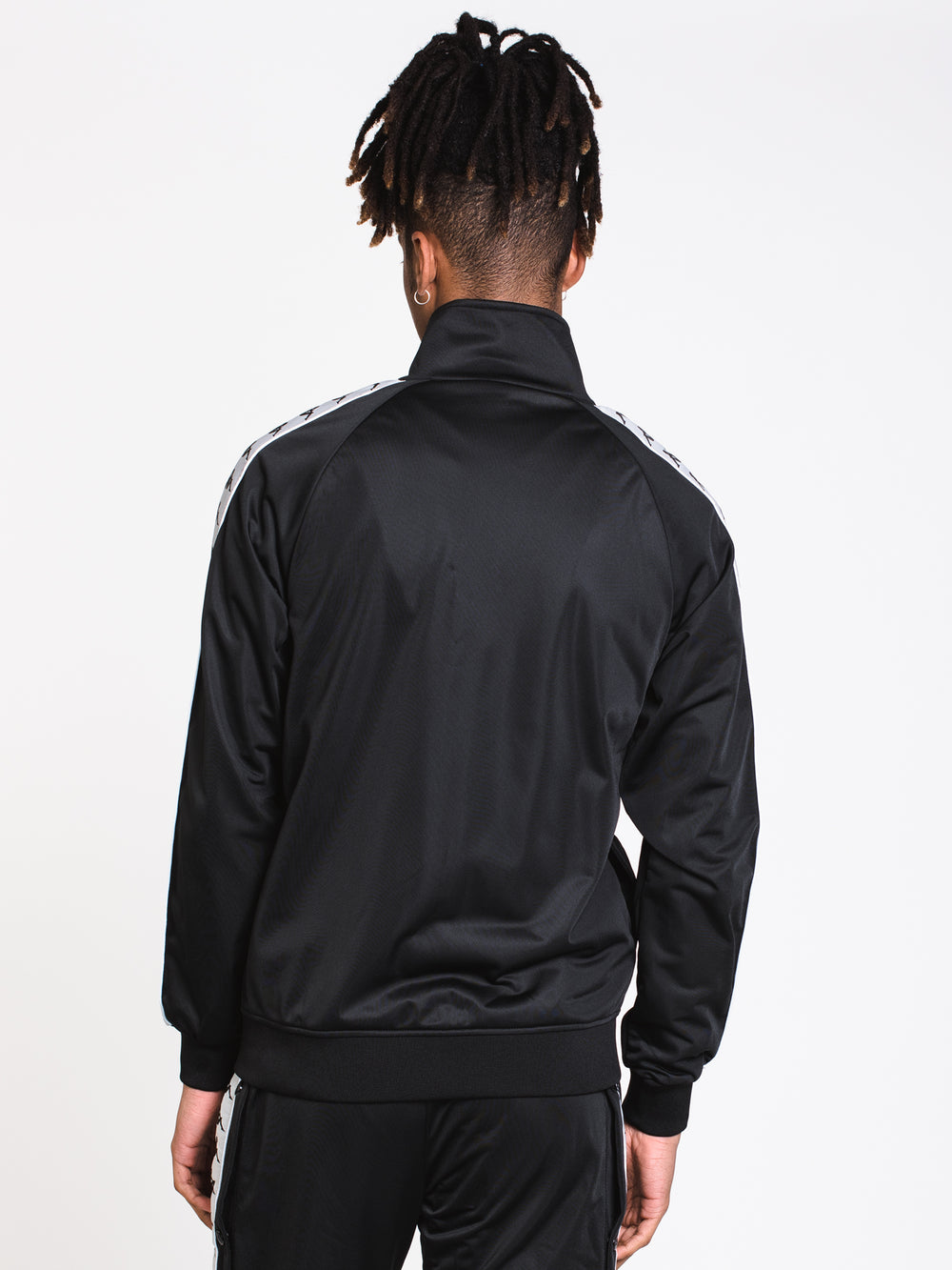 MENS BANDA ANNISTON FULL ZIP Jacket - BLACK