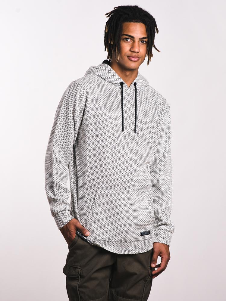 MENS STAR TERRY BLANKET HOODIE- CLEARANCE