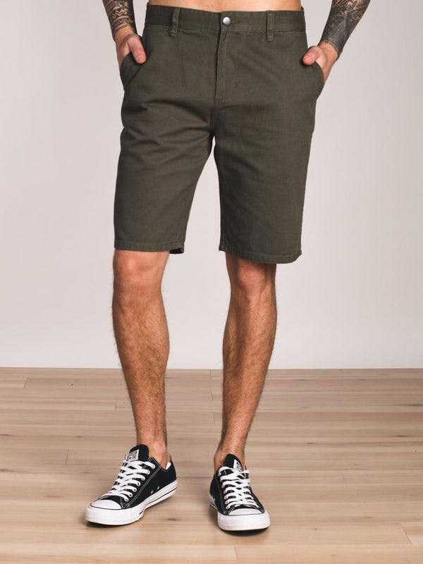 MENS CLASSIC BEDFORD SHORT- CLEARANCE