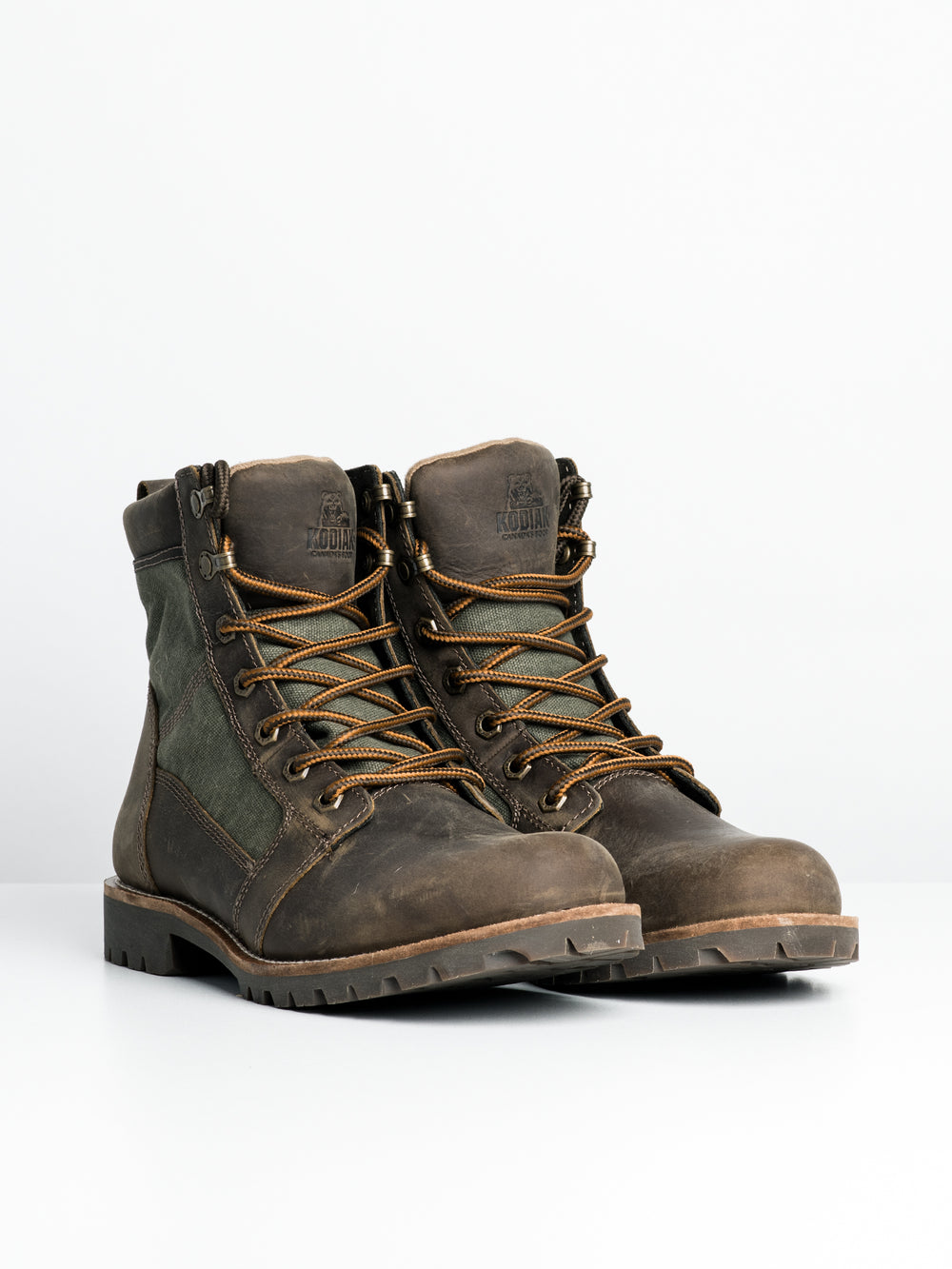MENS THANE 6' BOOT - OLIVE GREEN