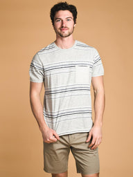 MENS OTIS STRIPE T