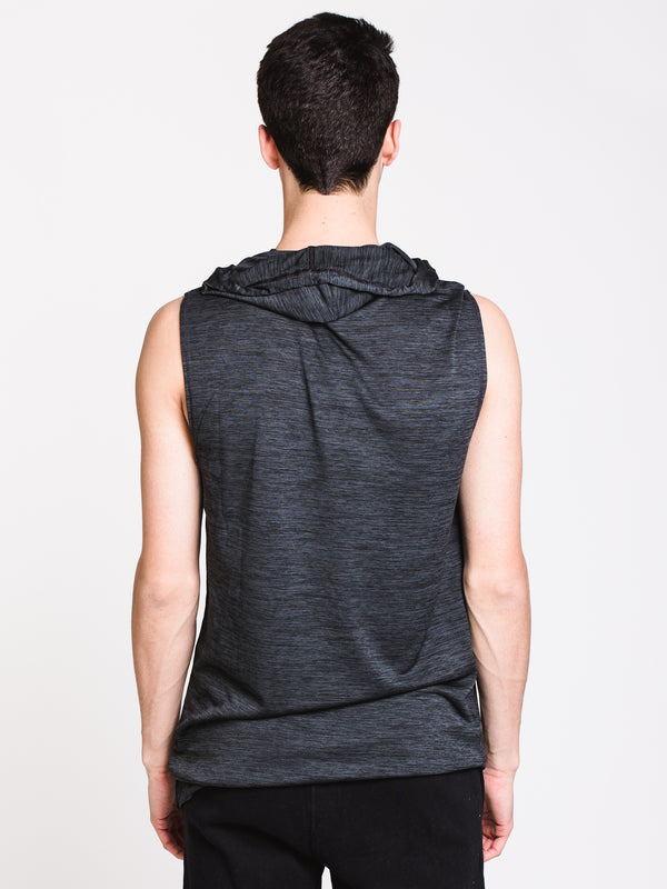 MENS CATONIC HOODED MUSCLE TANK