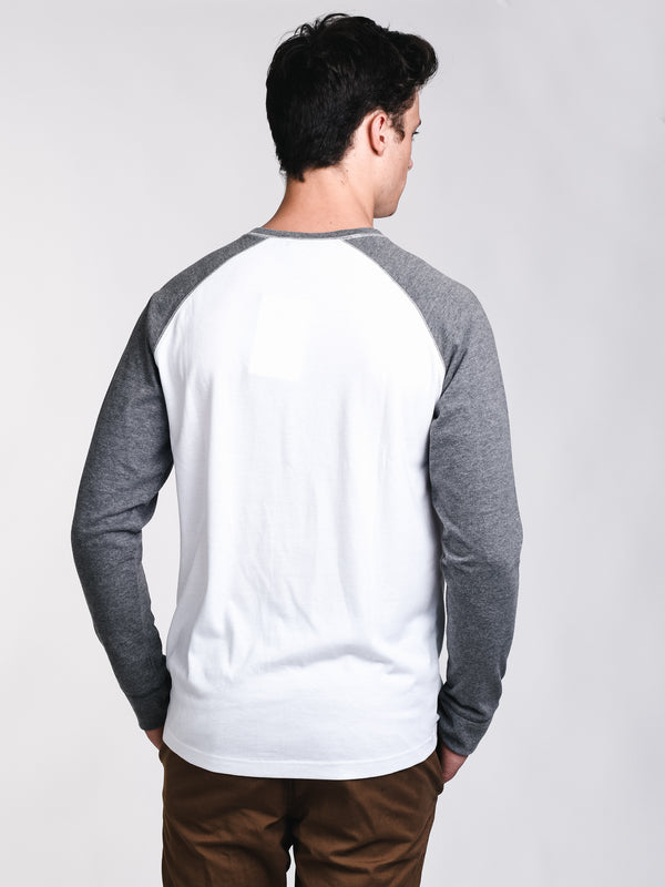 MENS HAL LONG SLEEVE BASEBALL